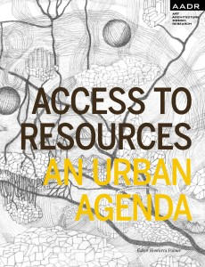 Access to Resources – An Urban Agenda