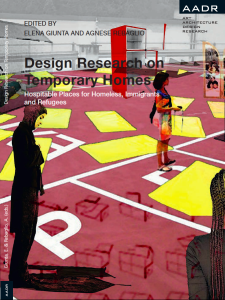 Design Research on Temporary Homes