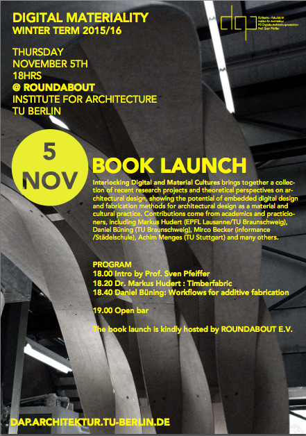 Interlocking Digital and Material Cultures Launch
