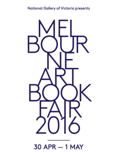 AADR at the Melbourne Art Book Fair 2016
