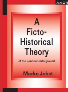 Marko Jobst: A Ficto-Historical Theory