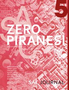 SAC Journal 05 – Zero Piranesi