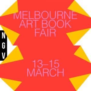 Melbourne Art Book Fair 2020